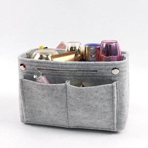 Handbag Organiser Grey