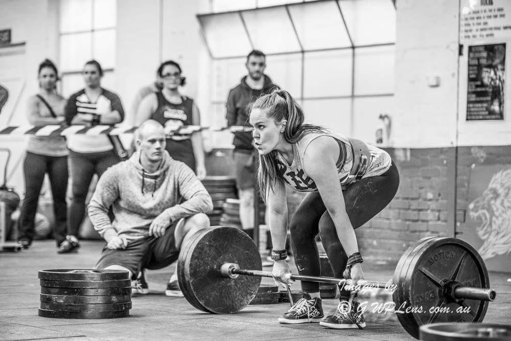 u72.5kg Weight Class - Strength Series Strong Melbourne