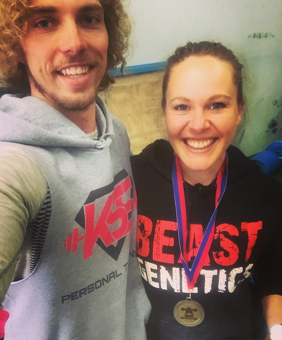Vic Log & Deadlift Championships 2017 - 1st Place u65kg