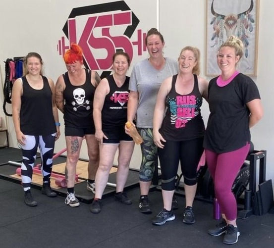 Group Training at The Studio
