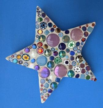 Little Star Mosaic