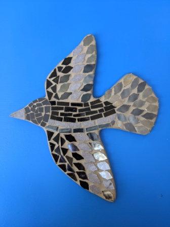Mosaic Crow - Ferdinand