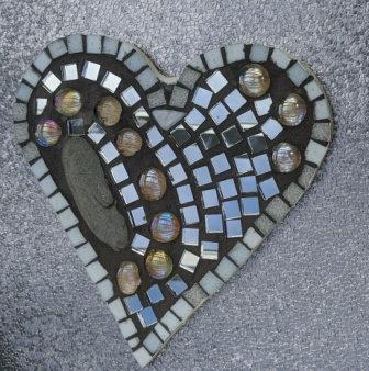 Mosaic Heart - Star