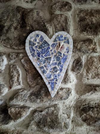 Mosaic Heart - Dorothy