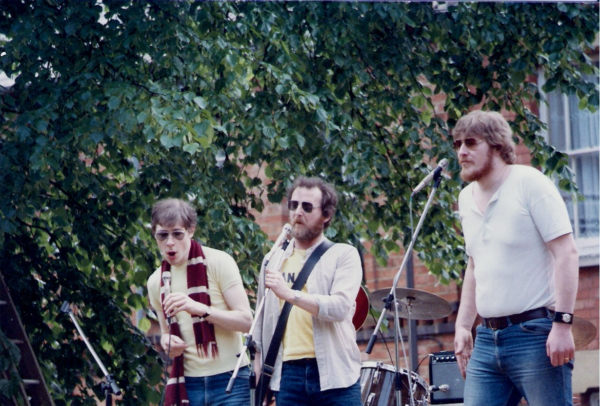 The Banana Band c.1982