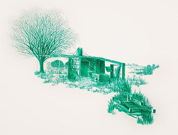 Green outskirts