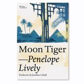 """Moon Tiger"" cover illustration"