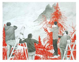 La construcció del Paisatge / The Landscape Setting