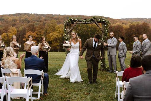 Fall Wedding Photogrp