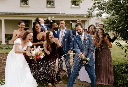 Sylvanside Farm Wedding
