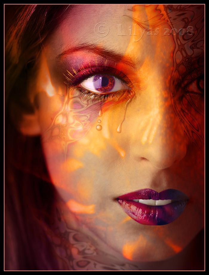 """Love Hurts"" by DeviantArt user Lily Seidel (lilyas)"