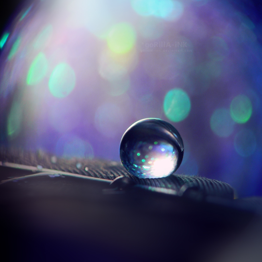 """Circles"" by Deviantart user goRillA-iNK"