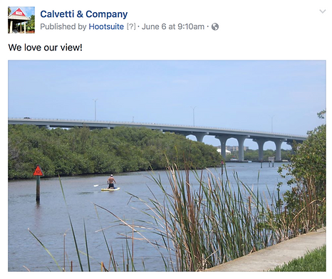 Calvetti & Company Social Media post