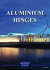 McCallum Aluminium Hinge