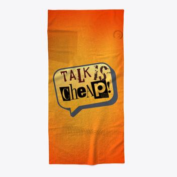 TIC Beach Towel
