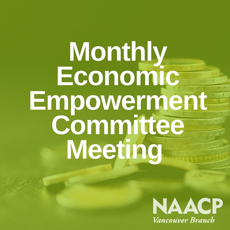 Economic Empowerment Committee Meeting