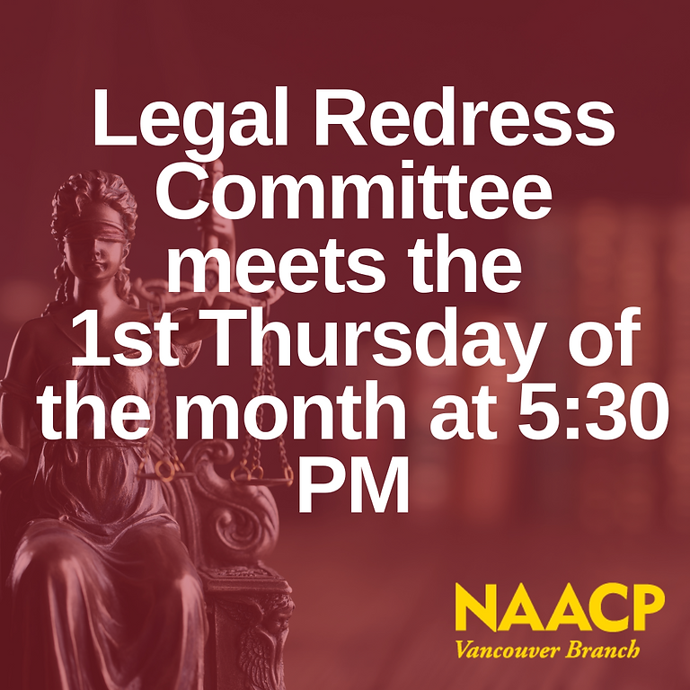 Legal Redress Committee Meeting