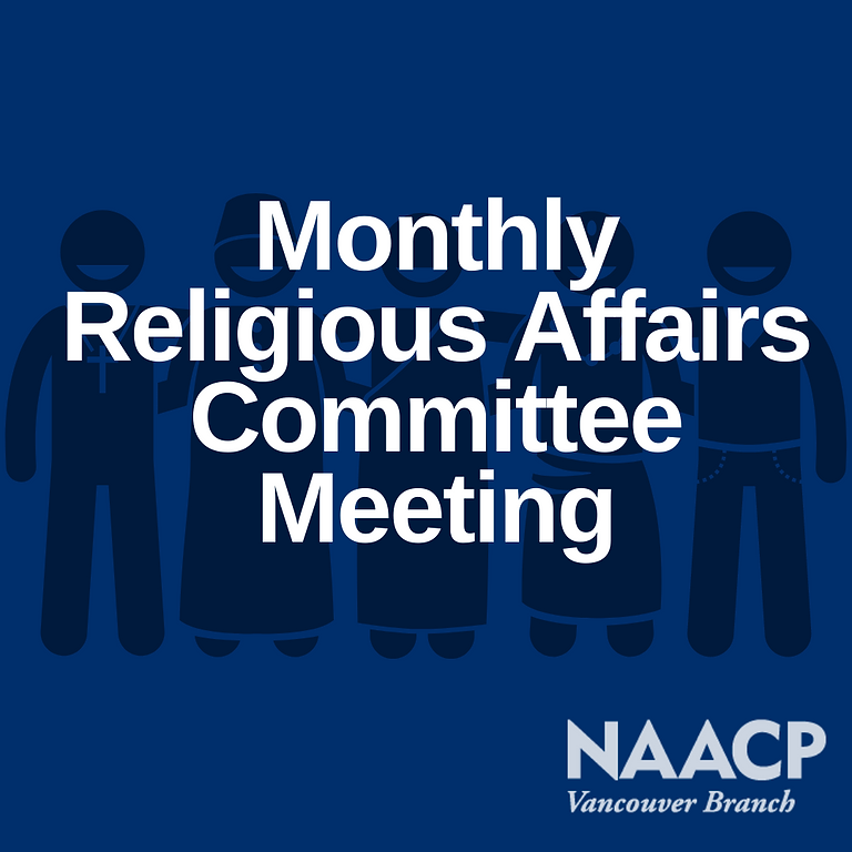 Religious Affairs Committee Meeting