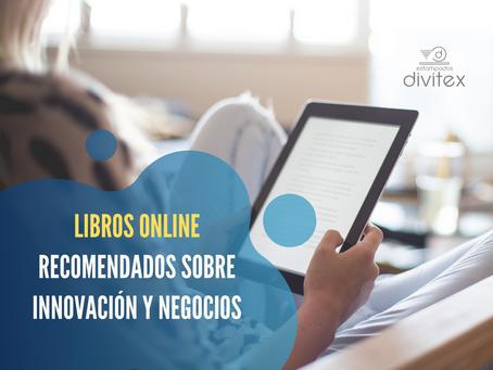 !Recomendado! Libros digitales sobre innovación y emprendimiento.