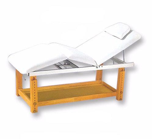 Massage Bed w/ Backlift & Leg Fold