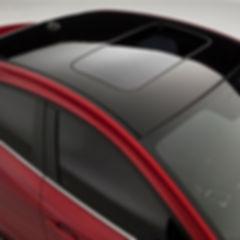 Пленка на крышу авто