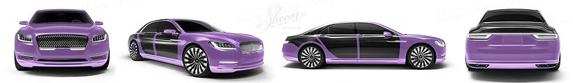 Оклейка авто защитной пленкой OffRoad!-пакет от Shecar.ru