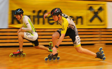 Zweite Station der Austrian Indoor Trophy in Mattersburg
