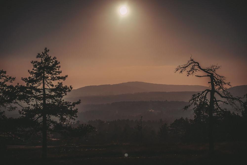 Zalazak Sunca na Divčibarama/foto asmedia.rs