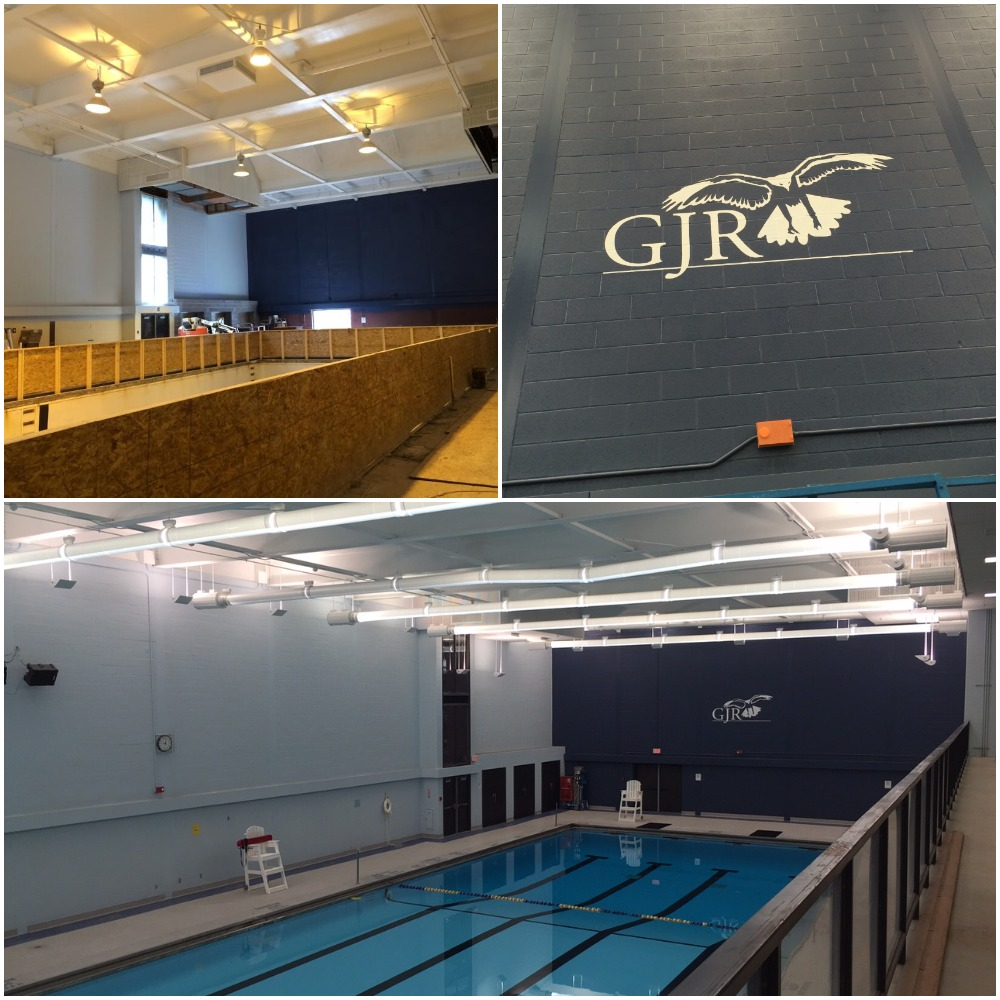 George Jr. Boscowitz Pool