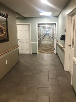 Corridor at Cicero CDS