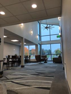 Lobby at Tumblerock Apartments