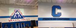 Camden CSD Wrestling Gym Logo