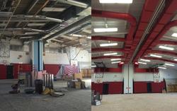 Gymnasium Deck Lowville CSD