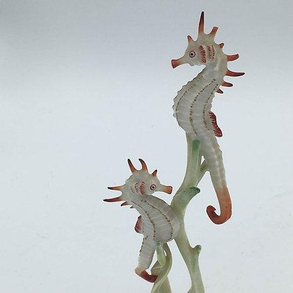 Porcelain Seahorses