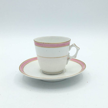 Porcelain service set