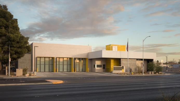 Web - Clark County Fire 61 - Architectur