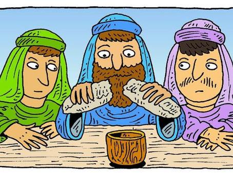 Maundy Thursday Seder Meal