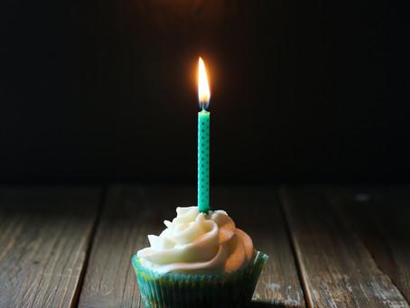 Happy Birthday Dear Bride...