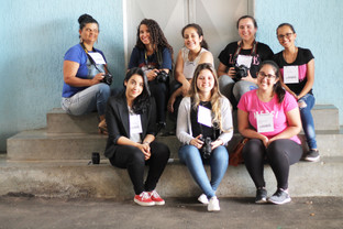 Ponto Zero realiza oficina de fotografia em São José dos Pinhais