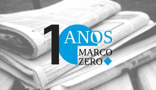 """Uma """"cara"""" para os dez anos do Marco Zero"""