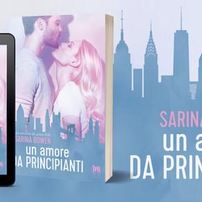 """Review Party - """"Un amore da principianti"""" di Sarina Bowen"""