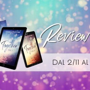 """Review Tour - """"Together"""" anologia di beneficenza AA. VV."""