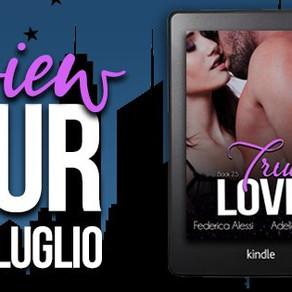 "Review Tour  - ""True love"" di Federica Alessi & Adelia Marino"