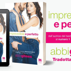 """Review Party - """"Imprevedibile e perfetto"""" di Abbi Glines"""