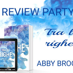 "Review Party - ""Tra le righe"" di Abby Brooks"