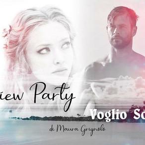 """Review party - """"Voglio solo lei"""" di Maura Grignolo"""