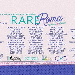 """""""RARE19"""" Rome 28 Settembre2019 Qui tutte le informazioni per l'acquisto dei Biglietti e GIVEAWAY"""