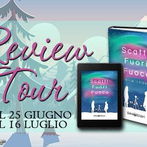 """Review Tour - """"Scatti fuori fuoco"""" di Stefania Da Forno"""