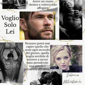 """""""Voglio solo lei"""" di Maura Grignolo"""