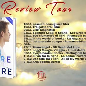 """Review Tour - """"Un amore oltre il dolore"""" di Cassidy O'Toole"""